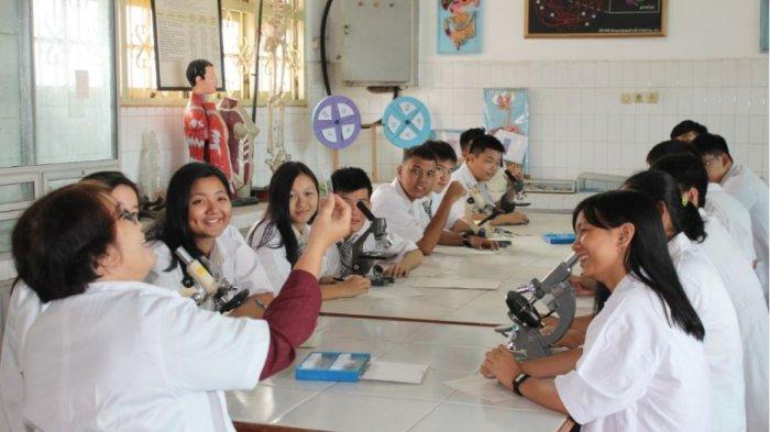 Creative Expo Methodist 2 Palembang, Kembangkan Kreativitas Pelajar di 5 Wilayah