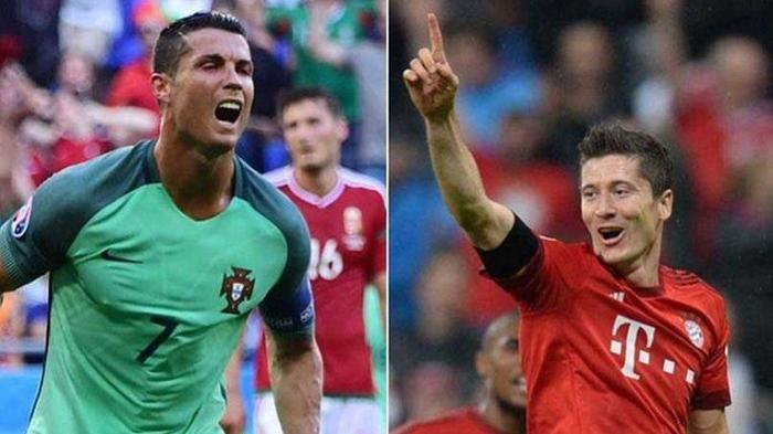 Top Skor Liga Top Eropa yang Bakal Tampil Membela Negaranya di Piala Eropa 2020