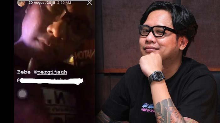 Tuding Gofar Hilman Lakukan Pelecehan Seksual, Quwenjojo Beberkan Bukti Video: Baru Inget Lo Mabuk