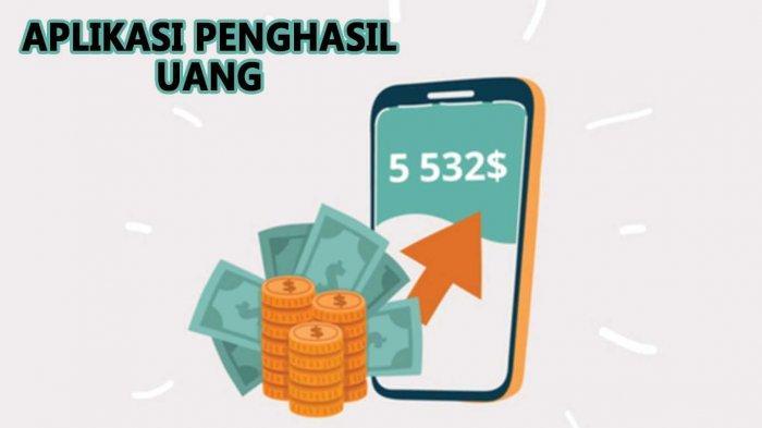 Daftar 10 Aplikasi Penghasil Uang Tercepat Paling Populer 2020 Cuma Modal Hp Download Di Sini Halaman All Tribun Sumsel