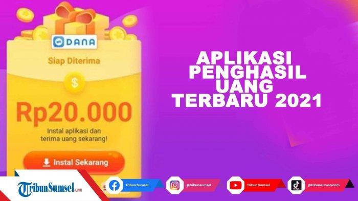 20 Aplikasi Penghasil Uang Terbaik 2021, Terbukti Membayar Langsung Ke DANA, OVO, GoPay