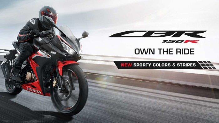 Daftar Harga Motor Honda Terbaru September 2020, Mulai dari Motor Matic, Bebek Hingga Motor Sport