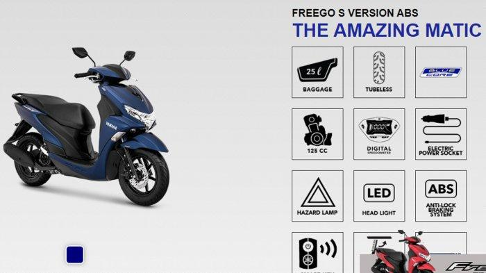 Daftar Harga Motor Matik Yamaha Terbaru 2020, Ada All New SOUL GT, Mio Hingga Freego