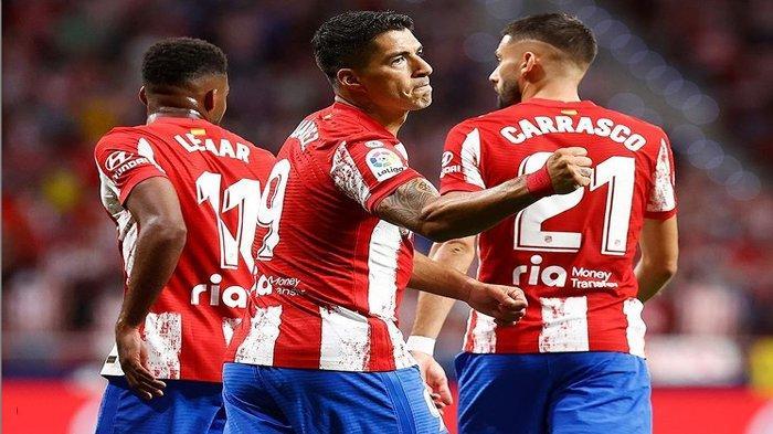 Daftar Skuad Atletico Madrid di Liga Champions 2021-2022, Lengkap dengan Nomor Punggung