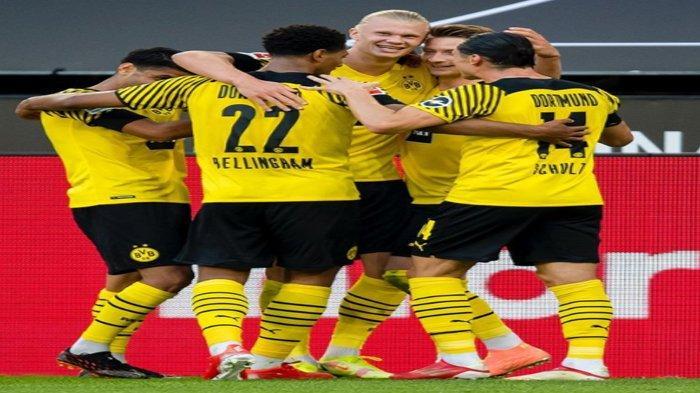 Daftar Skuad Borussia Dortmund Musim 2021-2022 di Liga Jerman Beserta Nomor Punggung dan Posisi