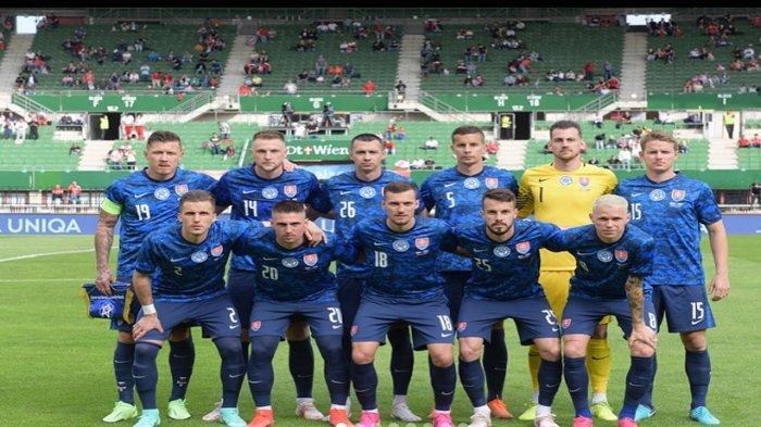 Daftar Skuad Timnas Slovakia di Euro 2020, Ada Marek Hamsik Hingga Kiper Satu Tim Egy Maulana Vikri