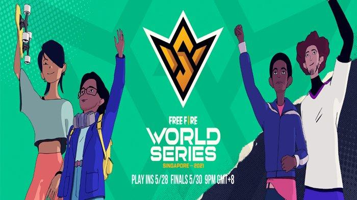Daftar Tim di Turnamen Free Fire World Series 2021, Indonesia Diwakili EVOS dan First Raider Bravo