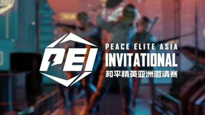 Link Live Streaming Hari ke-2 Turnamen PUBG Mobile Peace Elite Asia Invitational 2021