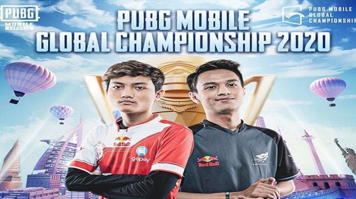 Link Live Streaming Scrim PMGC 2020, PUBG Mobile Global Championship, Ada BTR dan Nova XQF
