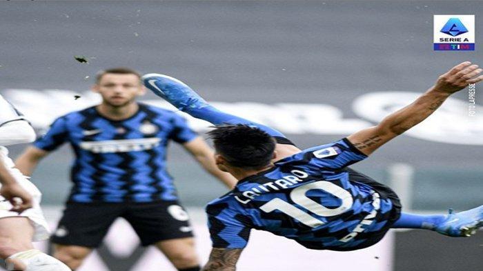 Jadwal Pertandingan Liga Italia 2021 Pekan Pertama dan Informasi Hak Siar, Inter Milan vs Genoa