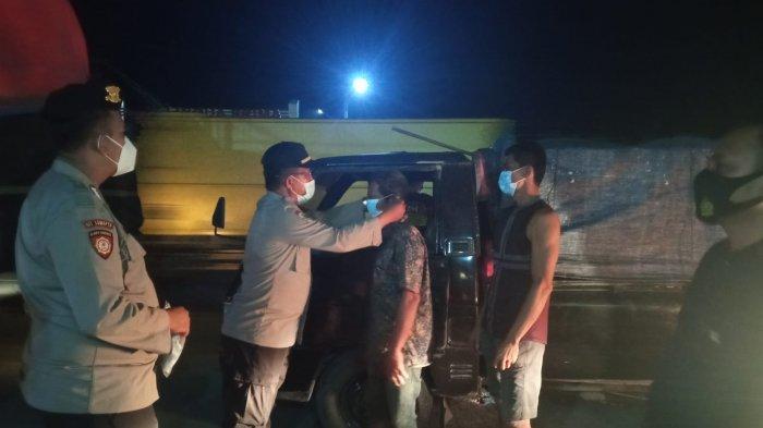 Sat Samapta Polres OI Laksanakan Turjawali Objek Vital dan Pengamanan Daerah Rawan