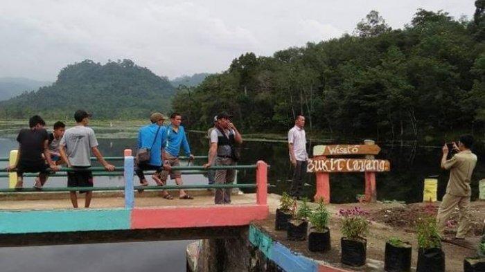 Melihat Pesona Danau Bukit Layang, Wisata Alam Andalan Muratara, Ini Lokasi dan Cara ke Sana