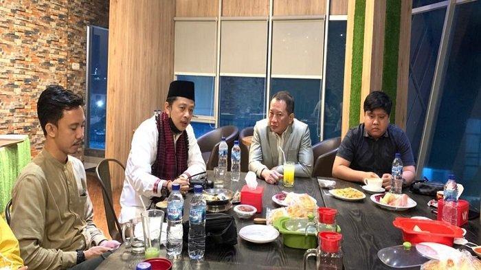 Buka Bersama Media, Darmadi Djufri Siap Melenggang di Pemilihan Ketua DPC Peradi Palembang