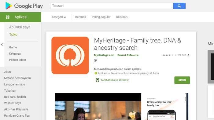 Aplikasi Deepfake MyHeritage Membuat Foto Orang Yang Sudah Meninggal Bisa Bergerak,Ini Cara Pakainya