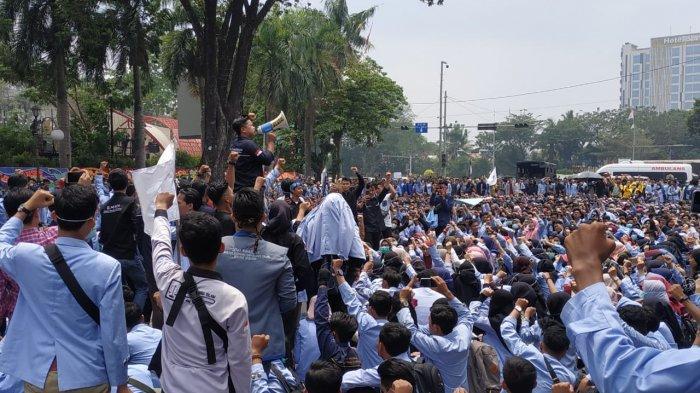 Kamis Besok Mahasiswa UIN Raden Fatah Palembang Demonstrasi ke Polda Sumsel, Ini Tuntutannya