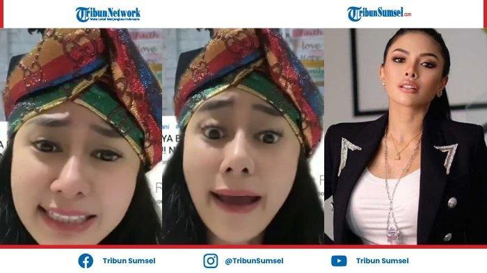 Tantang Nikita Mirzani, Denise Chariesta Akui Tak Takut Dengan Nyai, Sentilan Keras Untuk Uya Kuya