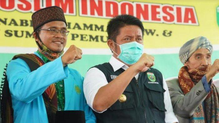 Gubernur Sumsel Herman Deru Ajak Pemuda Muslim Meneladani Kehidupan Rasulullah SAW
