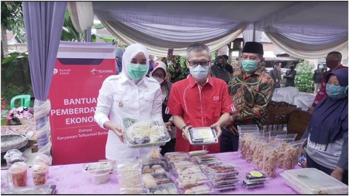 Bangun Desa Berdaya di Kawasan 8 Ilir Agar Kuat Hadapi Dampak Pandemi Covid-19