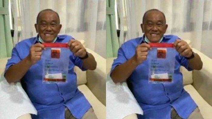 Aburizal Bakrie Klaim jadi Orang Pertama Disuntik Vaksin Nusantara : Insyaallah Berhasil