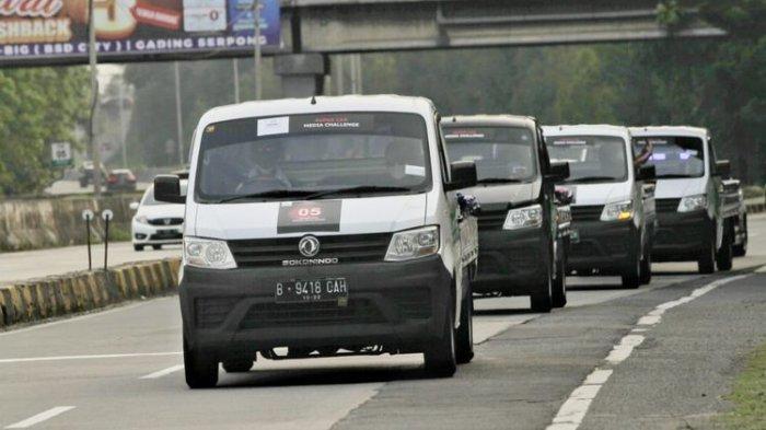 Konsumsi Bahan Bakar Per Liter Tembus 12.3 KM, Pembuktian Efisiensi DFSK Super Cab di Jalan Raya