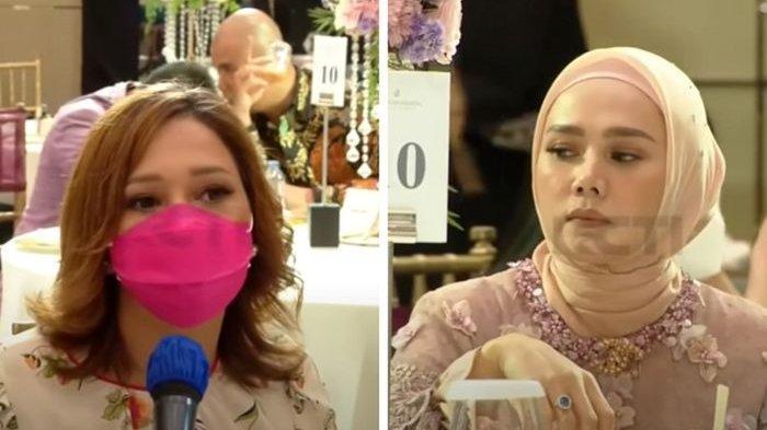 Di Hadapan Ahmad Dhani-Mulan Jameela, Maia Estianty Beri Pesan untuk Atta Halilintar : Tahan Hati