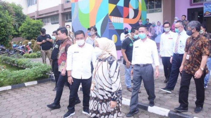 Lokasi dan Layout Mall Pelayanan Publik Palembang Dinilai Menjadi yang Terbaik se-Indonesia