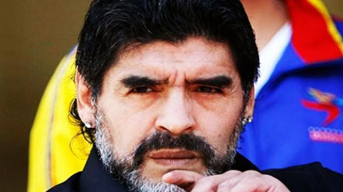 Gagal Lolos ! Maradona Siap Latih Timnas Argentina Lagi Dengan Syarat Ini !