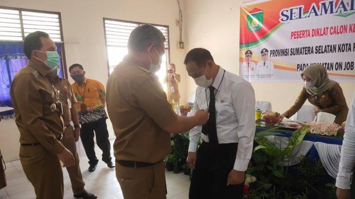 Walikota Prabumulih Minta Kepala Sekolah Jangan Hanya Penuhi Esselon Tapi Punya Target