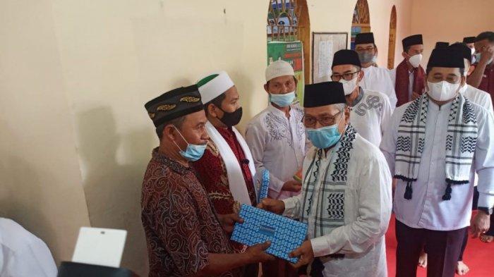 Bupati Banyuasin Mengingatkan Masyarakat Pentingnya Membaca Alquran Menuju Banyuasin Religius