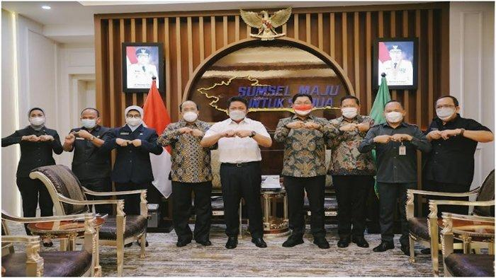 Bank Mandiri Dukung Upaya Pemulihan Ekonomi di Sumatera Selatan