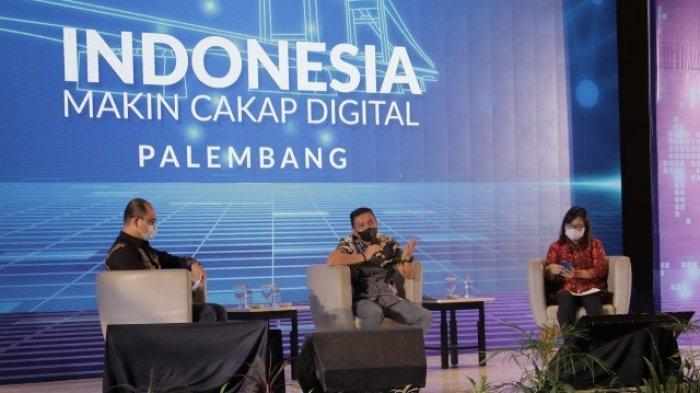 Diskominfo Palembang Ajak Masyarakat Makin Cakap Digital