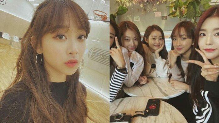 5 Potret Dita Karang Idol K-Pop Member Secret Number Gadis Asal Indonesia, Bikin Dian Sastro Bangga