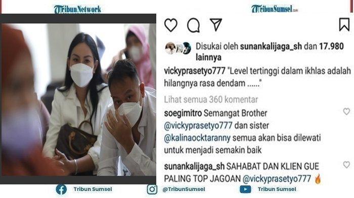 Reaksi Vicky Prasetyo Divonis 4 Bulan Penjara Atas Kasus dengan Angel Lelga, Sebut Soal Ikhlas