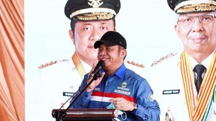 Gubernur Sumsel Herman Deru Monitoring Pelaksanaan Pilkada Serentak di Dua Wilayah Ini