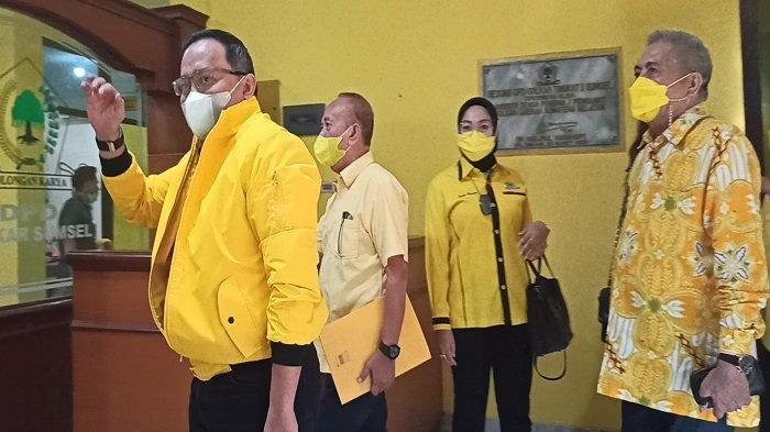 DPP Golkar Berikan Bantuan Hukum untuk Alex Noerdin, Dodi Reza: Tolong Didoakan Sehat-Sehat