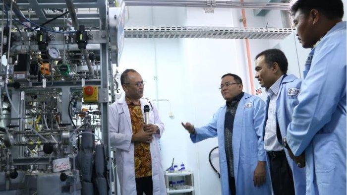 Olah Sawit Muba Jadi Biofuel, Pemkab Muba Jajaki Kerja Sama Dengan ITB