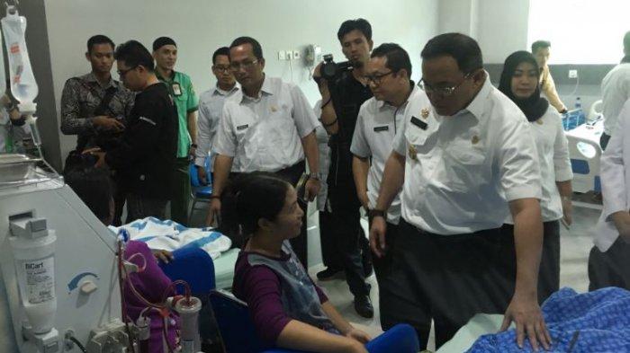 RSUD Sekayu Launching Poliklinik Eksekutif dan Layanan Hemodialisa, Permudah Masyarakat Cuci Darah