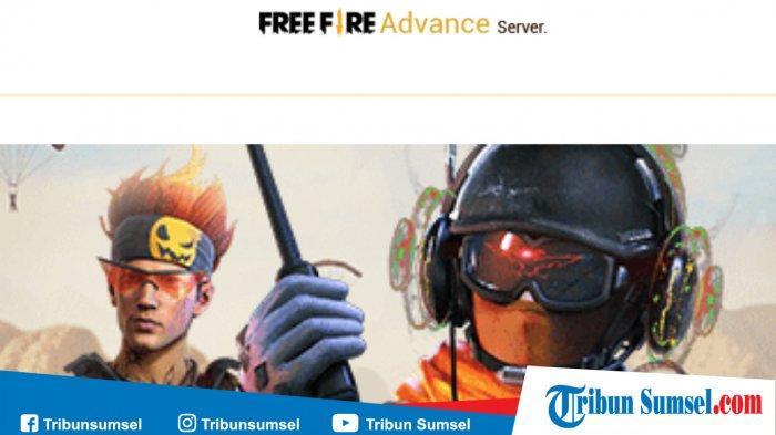 Download Apk Advance Server Free Fire Ff Terbaru 2020 Dibuka 31 Januari Klik Link Di Sini Tribun Sumsel