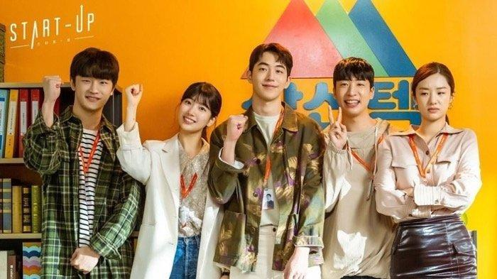 Download Drakor Drama Korea Start Up Sub Indo Episode 1 13 On Going Bisa Nonton Di Hp Tribun Sumsel