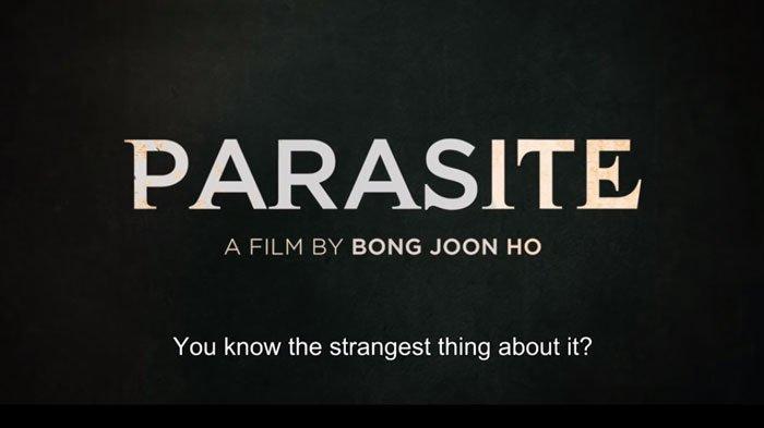 Download Film Parasite 2019 Subtitle Indonesia Peraih Film Terbaik Oscar 2020 Halaman All Tribun Sumsel