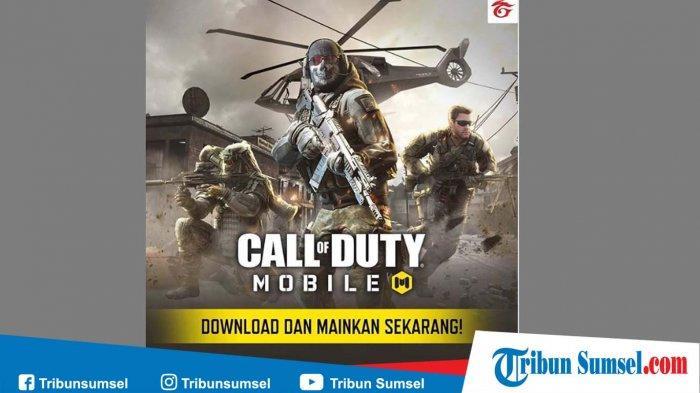 Download Call Of Duty Mobile Garena Codm Di Android Dan Ios Berikut Link Download Tribun Sumsel
