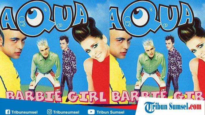 Download Lagu Mp3 Barbie Girl Aqua Populer Di Era Tahun 90an Ini Lirik Lagu Dan Video Klip Halaman All Tribun Sumsel