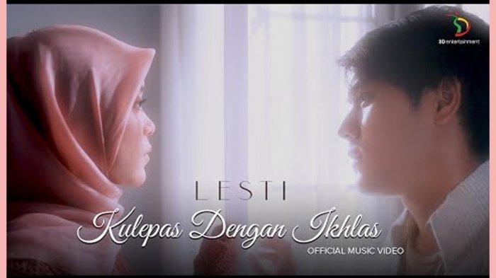 Download Lagu Mp3 Kulepas Dengan Ikhlas Lesti Lengkap Lirik Lagu Dan Video Klip Tribun Sumsel