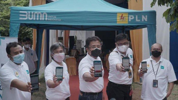 Desa Candi Muara Jambi Menjadi Desa Pertama 100% Download PLN Mobile di Indonesia