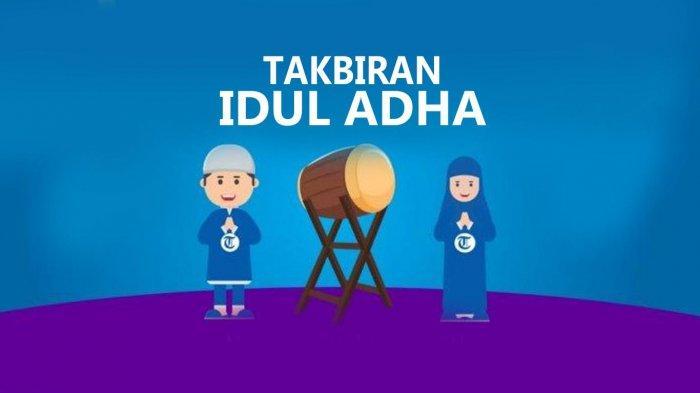 Kumpulan Video Takbiran Idul Fitri 2021 Full 1 Jam Nonstop, Ada Suara Ustaz Jefri Al Buchori