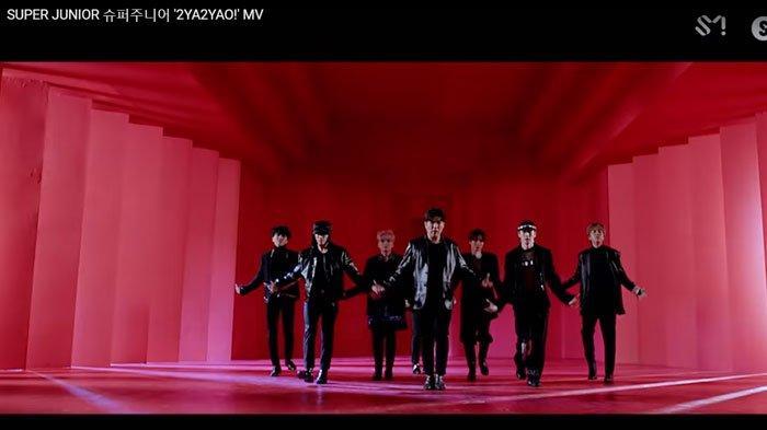 Download (Unduh) Lagu 2YA2YAO - Super Junior, Lagu Terbaru Lengkap dengan Lirik dan Video Klipnya