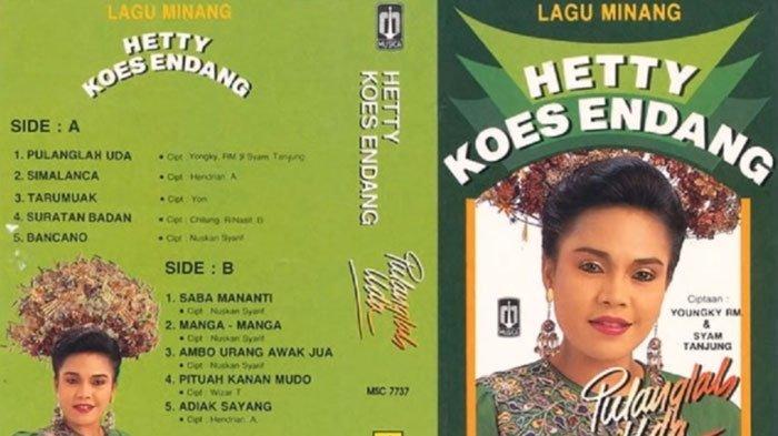 Download Lagu Minang Terlengkap Ada Lagu Pulanglah Uda Hetty Koes Endang Gudang Lagu Mp3 Tribun Sumsel