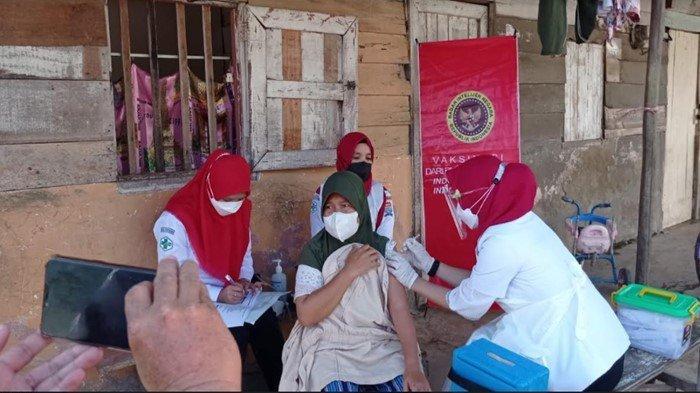 Kejar Herd Immunity, Apersi Gandeng BIN Beri Vaksinasi Warga Secara Door to Door, Juga Beri Sembako