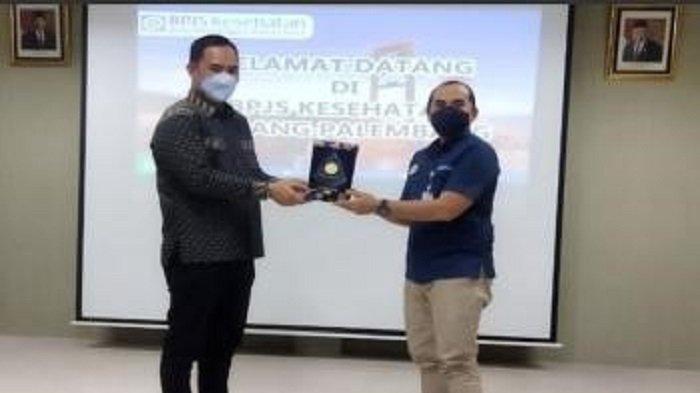 BPJS Kesehatan Palembang Terima Kunjungan DPRD Kabupaten Bangka Barat