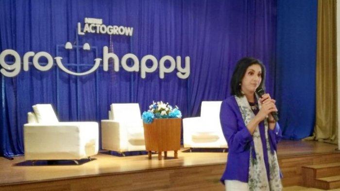 Perhatikan Perkembangan Anak, dr Fatima Safira Alatas Ingatkan Pentingnya Nutrisi Seimbang Anak